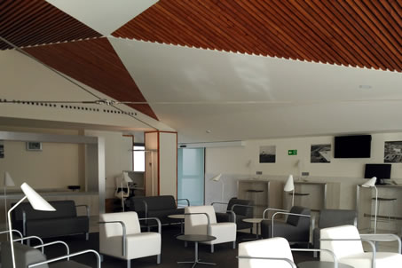 Business Lounges at A Coruña's airport