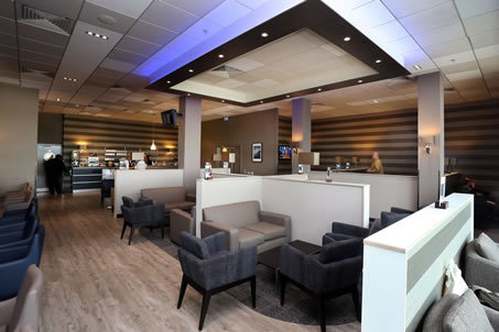 Business Lounges Aspire at Belfast George Best's airport