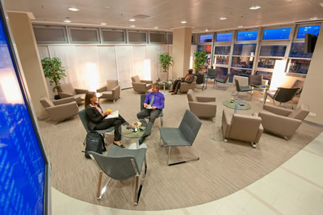 Business Lounges at Berlin's  airport