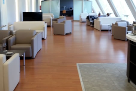 Business Lounge Aeropuerto de Bilbao