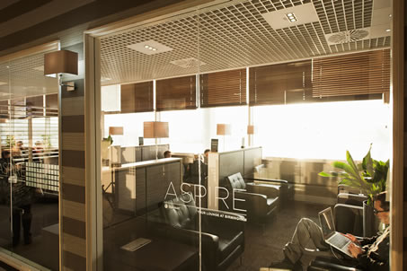 Business Lounges at Birmingham's airport