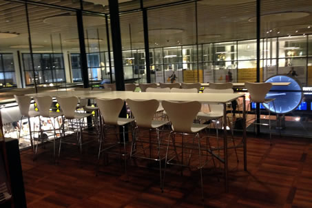 Business Lounges at Copenhagen's airport
