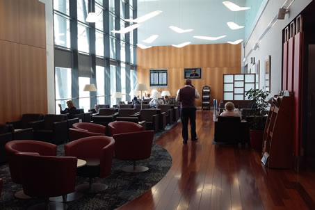 Executive Lounge Dublin Airport