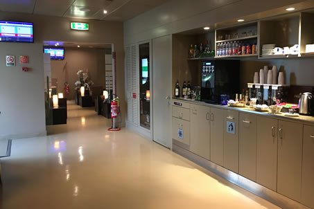 Business Lounges at Florence's airport