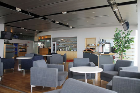 Airport Lounge - GothenburgAirport