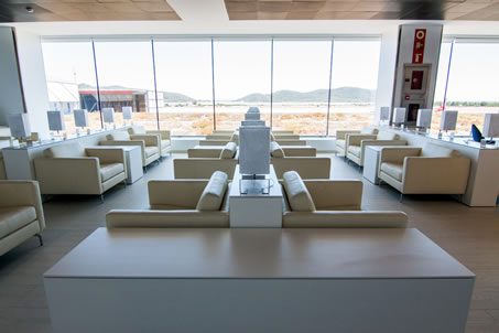 Business Lounge Ibiza Airport