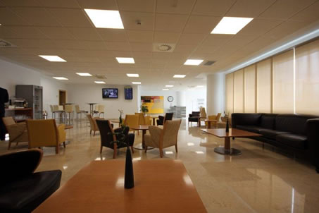 Business Lounge Aeroport de Arrecife - Lanzarote