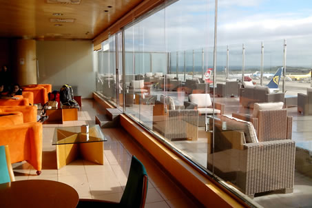 Business Lounge Aeroport de Las Palmas - Gran Canaria