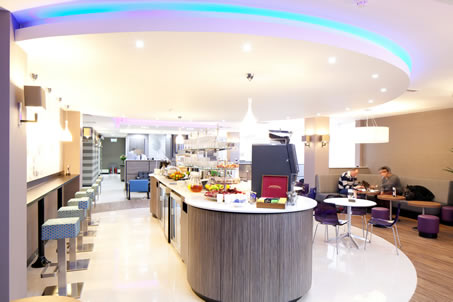 Business Lounges at London Gatwick's airport
