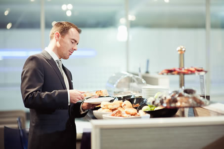 Business Lounges at London Luton's airport