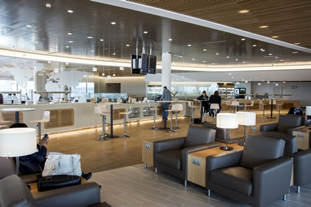 CibelesBusiness Lounge Aeroport de Madrid