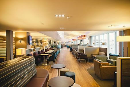 Airport Lounge - Manchester's Airport