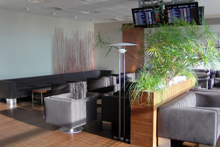 Airport Lounge Aeroport de Praga
