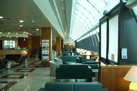 Airport Lounge Aeroport de Roma