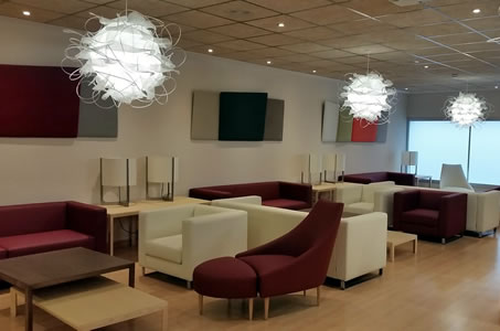 Business Lounge Aeropuerto de Sevilla
