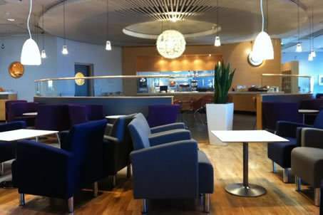 Airport Lounge - Stockholm Airport