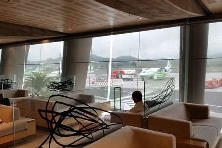 Business Lounge Tenerife Norte Airport