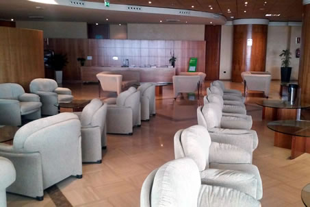 Business Lounge Aeroport de Tenerife Sur