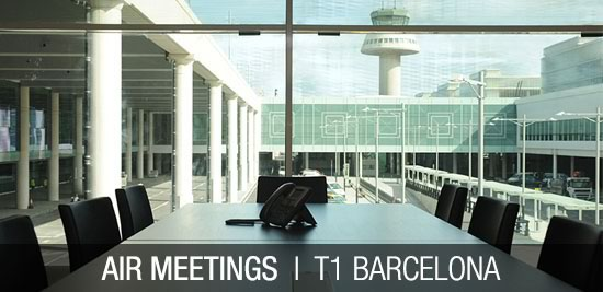 Premium Air Meetings Barcelona