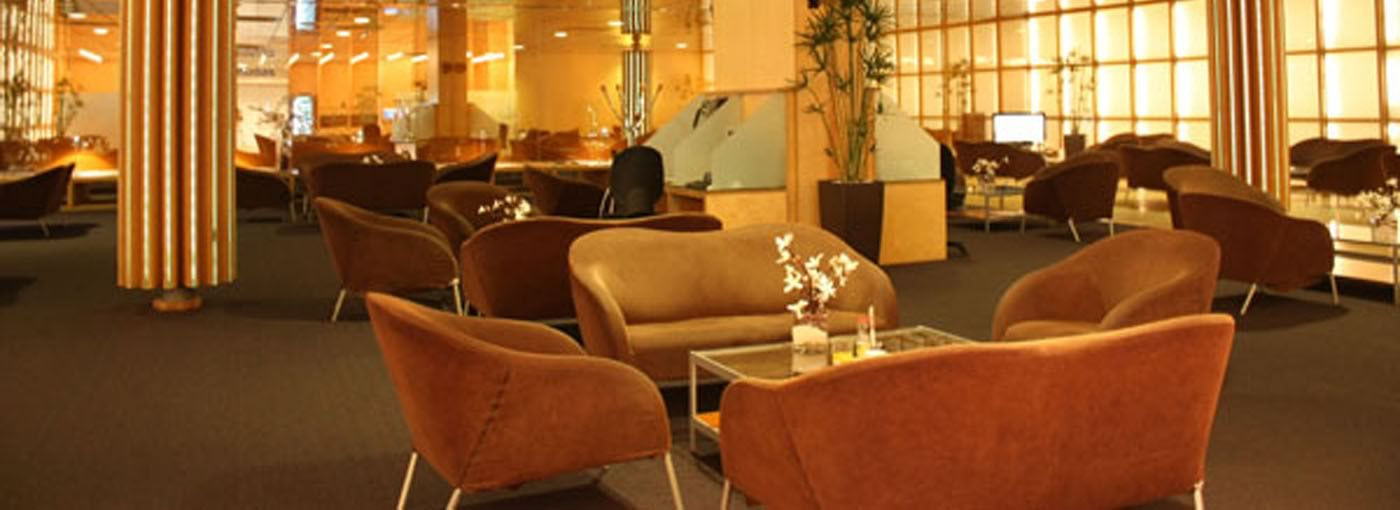 Premium Air Lounges. Canudas VIP Lounge, Barcelona Airport, Terminal 2