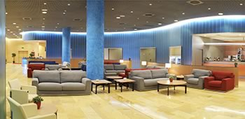 Premium Air Lounges. VIP lounges inside the airport