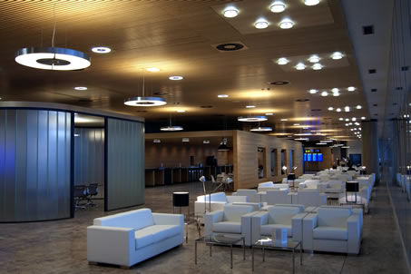 Ifach VIP airport lounge - Alicante Airport