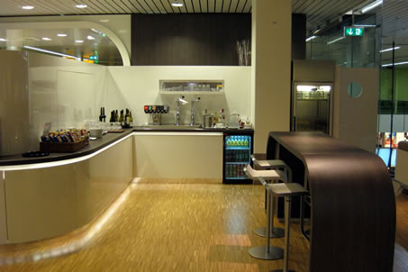 Executive Lounge Amsterdam Airport
