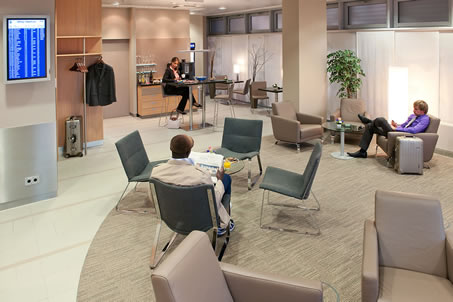Business Lounges Club at Berlin's airport