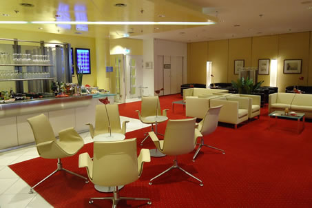 Airport Lounge - Munich's Airport